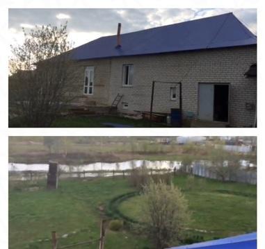 Дом деревня Квасово Бор Нижегородская область - Фото 1