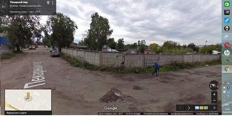 Участок в Выборге переулок Пекарный - Фото 3