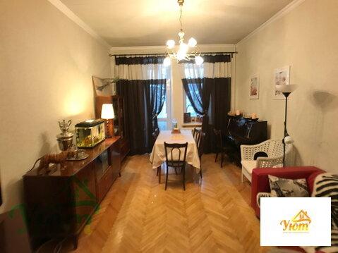 Продается 3 комн. квартира в кирпичном сталинском доме, г. Жуковский - Фото 1