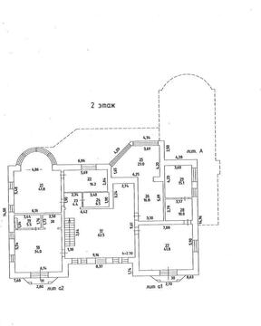 Продается качественный трехэтажный кирпичный дом под чистовую отделку - Фото 4