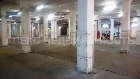 Аренда помещения пл. 2540 м2 под склад, офис и склад м. Каширская в . - Фото 3