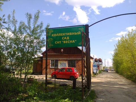 Продам дачу в Рязани, с/т Весна - Фото 1
