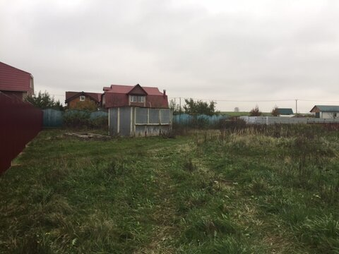 7,5 соток, ИЖС, д. Гавриково Чеховский р-н, 35 км от МКАД, - Фото 2