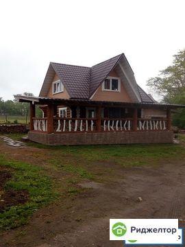 Аренда дома посуточно, Скреблово, Лужский район - Фото 1