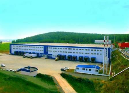 Теплый склад ответхранения в Екатеринбурге - Фото 1