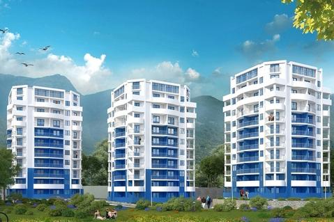 Продам квартиру в новом доме Крым, Ялта, пгт Гурзуф - Фото 3