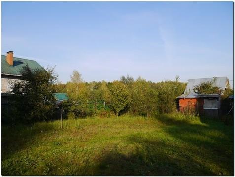 Прекрасный участок 6 соток на опушке лес рядом с Троицком ! - Фото 2