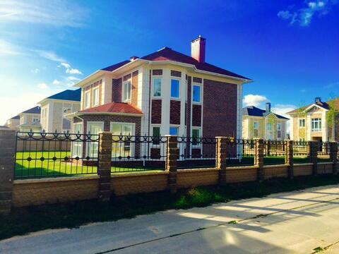 Кирпичный дом 210м - Фото 5