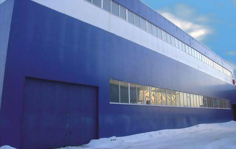 Сдам склад/производство 1эт. 4500м. Красное Село - Фото 2