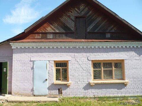 Здание бывшей столовой