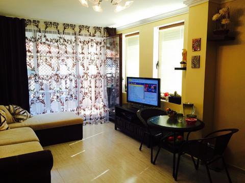 Полностью обставленная трехкомнатная квартира в Святом Власе - Фото 1