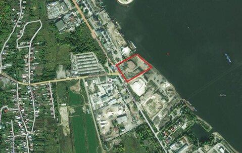 Земля промышленного назначения на берегу реки Волги - Фото 1