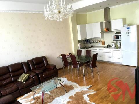 Продается 3-комнатная квартира в Крыму в г. Алушта в клубном доме - Фото 1