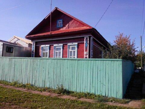Продажа дома, 58.7 м2, Цветочная, д. 33 - Фото 1