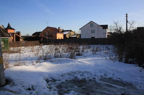Участок 8 сот. , Калужское ш, 18 км. от МКАД д.Птичное - Фото 5