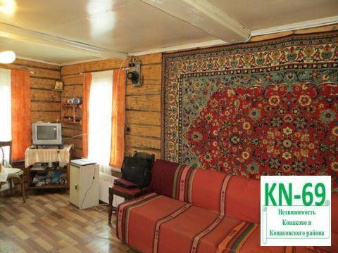 Жилой дом для круглогодичного проживания в дер. Вахонино Конаковского . - Фото 3