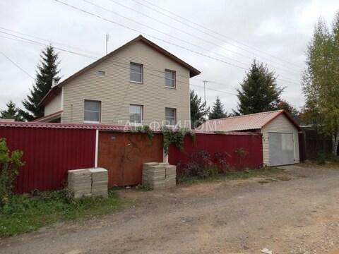 Продается кирпичный дом 220 кв.м. 9 соток. д. Петелино. - Фото 2