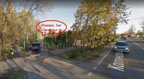 Продажа участка, Пушкин, м. Купчино, 1-я Советская (Новая Деревня) ул - Фото 3