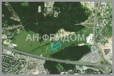 Участок промназначения 2.8 га в 300м от МКАД. - Фото 2
