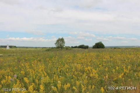 Земельный участок, Бурцево Уфимский район - Фото 1
