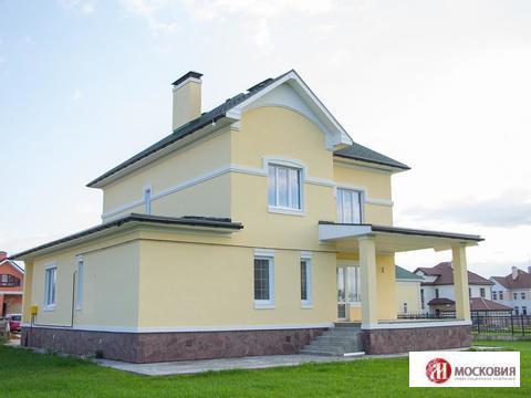 Готовый дом в жилом коттеджном поселке бизнес класса вблизи Свитино - Фото 3