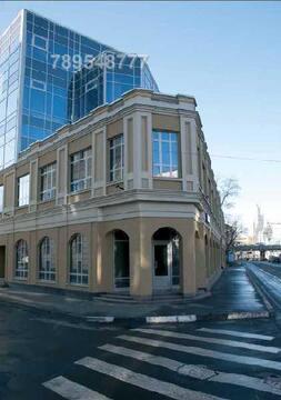 Здание административного назначения с 2-х уровневой с подземной парков - Фото 1