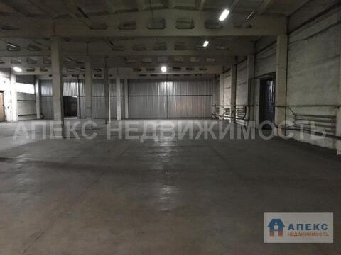Аренда помещения пл. 1650 м2 под склад, производство, Домодедово . - Фото 5