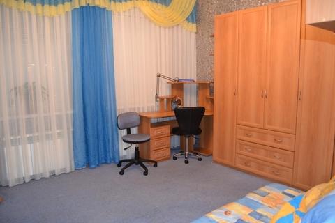 Шикарная 2-х комнатная квартира. Мебелированная, с техникой, сигнализа - Фото 5