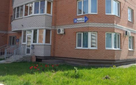 Сдается офисное помещение на первом этаже нового жилого дома. - Фото 1