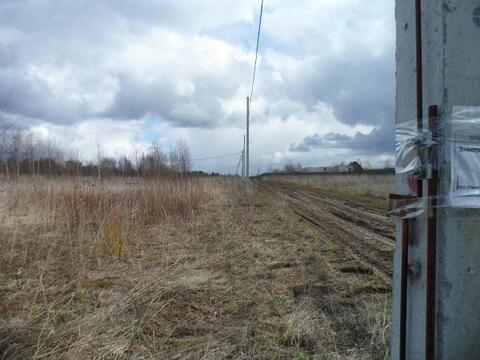 Продается земля 15 соток 50 км от Москвы по Дмитровскому шоссе - Фото 2