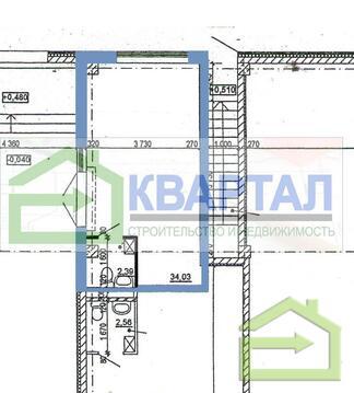 34 кв.м. на первом этаже нового дома возле Центрального парка - Фото 2