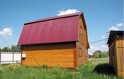 Продается дом в д. Мандрино Детчинского р-на Калужской области - Фото 2