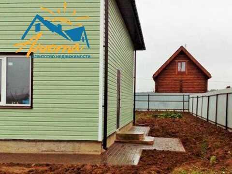 Дом в 300 метрах от озера в деревне Машково Жуковского района - Фото 4