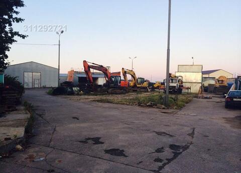 Сдается база в г. Москва, д. Саларьево, на территории в 1.2 га за бето - Фото 1