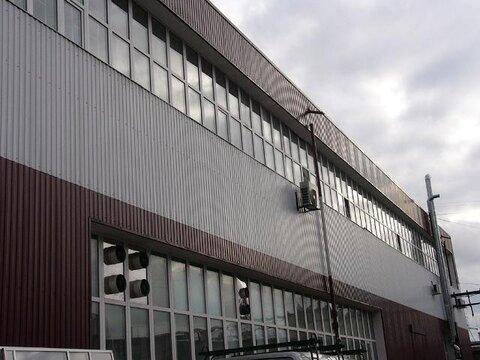 Продается складское производственное здание - Фото 1