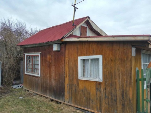Дача на участке 6 соток в черте Подольска, Шепчинки, ул. Загородная - Фото 4
