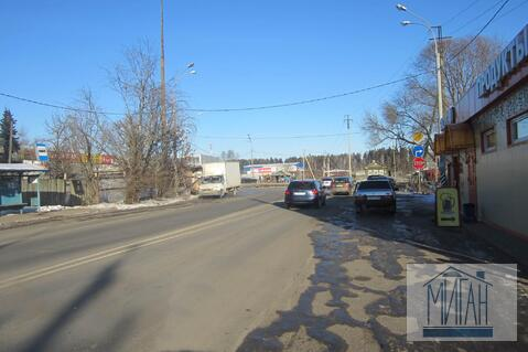 1-ая линия Ленинградского шоссе в сторону области. - Фото 1