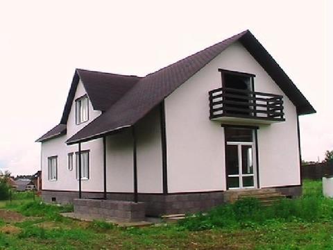 Дом 386 кв.м, Участок 15 сот. , Дмитровское ш, 20 км. от МКАД. - Фото 3