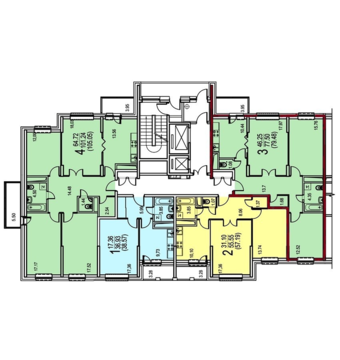 Продажа квартиры, м. Царицыно, 6-я Радиальная - Фото 2