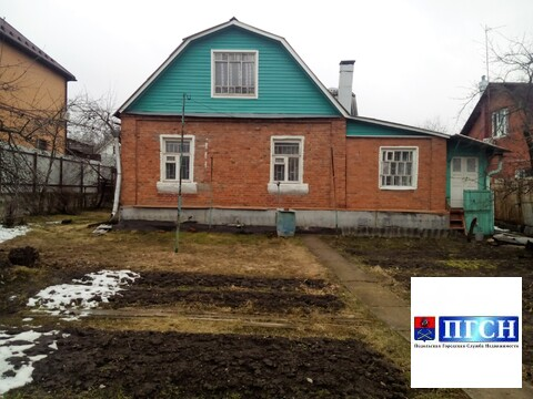 Дом на Щербинке, ИЖС. - Фото 2