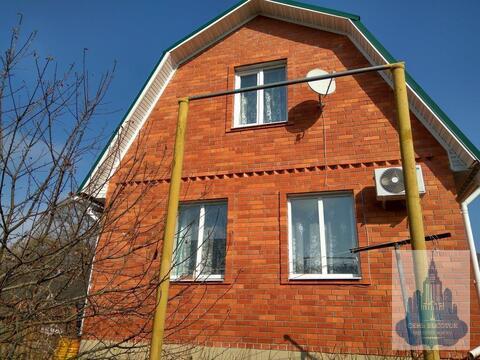 Продается хороший кирпичный жилой дом - Фото 1
