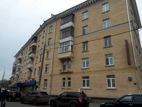 Фото 3 ком квартира - москва, м рязанский пр-т, новокузьминская 4-я ул