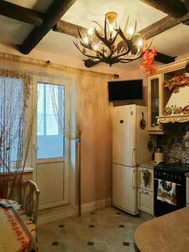 3 комнатная квартира г. Домодедово, ул.Курыжова, д.21 - Фото 2