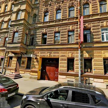 Торговое помещение в центре Санкт-Петербурга, Радищева улица, 656 кв.м - Фото 2