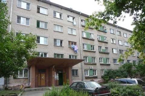 Продается 1-ая квартира - студия в Обнинске, проспект Ленина 81, 5этаж - Фото 1