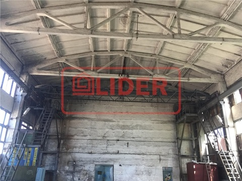 Склад/Производство от 500 до 1000 м2 с Офисом в Инкермане - Фото 3