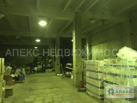 Аренда помещения пл. 1000 м2 под склад, м. Шоссе Энтузиастов в . - Фото 4