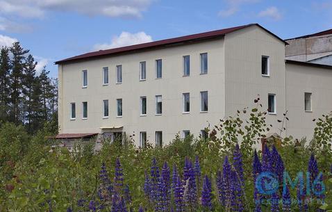 Производственное здание 5500 м на участке 3.5 га - Фото 1