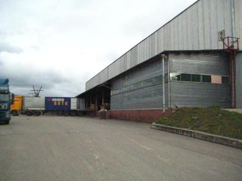 Теплый склад 9 500 м2 на 5,2 Га с 2 ж/д тупиками и козл. краном - Фото 3