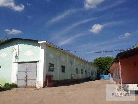 Производственно-складское помещение 5000 кв.м. - Фото 1